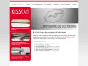 Kisscut, fabricant d'outils de découpe en Alsace