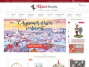 Klaus-boutik décorations traditionnelles Allemandes