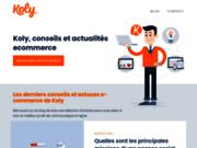 KOLY, agence web spécialisée en e-commerce