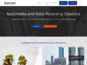Logiciels et solutions de télécommunication pour entreprises