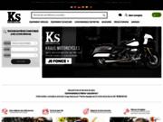 100000 références Harley Davidson et Custom bikes - Kustom Store Motorcycles