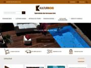 KulturBois : terrasses, clôtures et rondins en bois