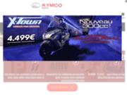 Kymco Bastille, Concessionnaire n°1 Moto Kymco