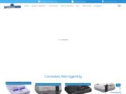Boutique de jeux et consoles rétro