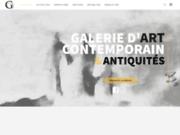 Galerie d'art contemporain à Aix en Provence La Galante