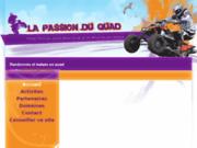 La passion du Quad - Randos Quad dans le Var (83)