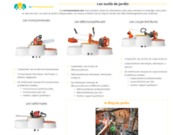 La-Tronçonneuse.com : un site internet pour trouver de bons outils de jardin