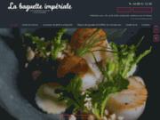 Site de restauration asiatique La Baguette Impériale