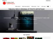 Labaleinegraphique.com : créateur de tableaux originaux pour la décoration murale