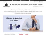 La Belle Manchette - Boutique en ligne de boutons de manchette