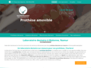 Laboratoire dentaire TECHNIPRODENT à Charleroi