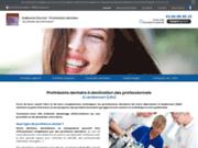 Laboratoire de prothèses dentaires Prodent à Lambersart