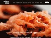 Meilleur Saumon Fumé - Fumoir Saumon - La Boucanerie Henri