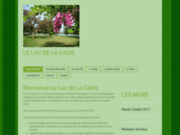 Lac de la Cadie - Randonnées quad Gironde (33)