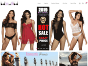Lingerie sexy pas cher et produits érotiques sur Lace-and-silk.com