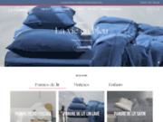 La Chambre Paris: linge de lit de qualité - Vos draps en mieux!
