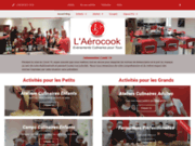 L'Aerocook à Monterblanc