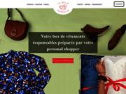 Service de personal shopping en ligne