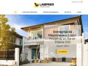 Lamprier Constructions, entreprise du bâtiment à Grand-Fougeray