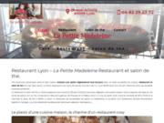 Salon de thé à Lyon