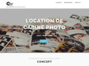 LaPhotoBoite louer une cabine photo en Alsace