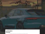 Location voiture de luxe particulier Megève