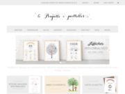 La Poupette à Paillettes - Papeterie créative et jolies annonces
