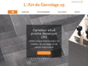 L'Art Du Carrelage 25 à Serre-les-Sapins