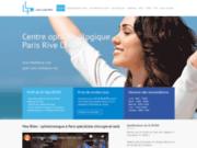 Le Centre ophtalmologique Paris Rive Droite pour une opération au laser réussie