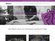 Jean-Marie Latour SA : une entreprise de conception de monuments funéraires à Liège