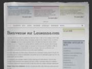 Découvrir Lausanne grâce à des blogueurs