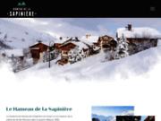 Le Hameau de la Sapinière, résidence 4 étoiles Les Menuires