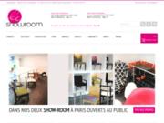 Vente de mobilier design à Paris 15e