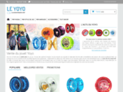 Le site web du jouet yoyo