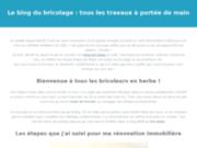 Site officiel Le blog du bricolage
