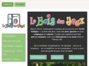 Le Bois des Jeux association Copeaux et Cie