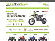 Le Bon Quad, Quad enfant et pieces de quads