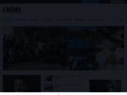 L'Echo Touristique, le magazine spécialiste du tourisme