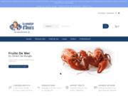 Le Comptoir d'Anais - Livraison de poissons frais et fruits de mer