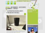 Le site officiel de l'entreprise