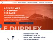 Le Dupplex - Création graphique et développement web