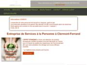 Service à la personne à Clermont-ferrand