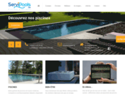 Leisure Pools : fabricant de piscines coque sans polyester