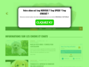 Site de référence dans les animaux domestiques