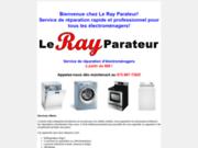 Le Ray Parateur : Service de réparation rapide et professionnel pour tous les électroménagers!