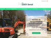 Benoît Leroy SARL, entreprise de BTP en Eure-et-Loir