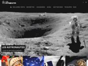 Les Astronautes - Décoration sur l'Espace et l'Astronomie