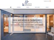 Les Experts Menuiseries, entreprise de fermetures en Moselle