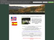 Balades à moto Gard - Les chalets d'Annie