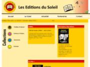 Maison d'édition Les Editions du Soleil